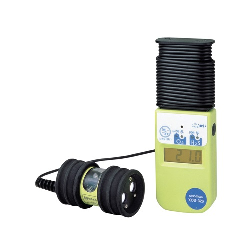 酸素・硫化水素用検知器 / XOS-326