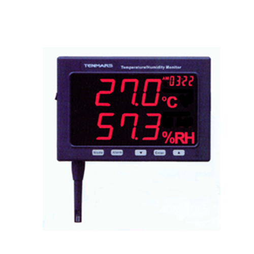 大型デジタル温湿度表示計 TM 185 測定器・計測器の購入なら